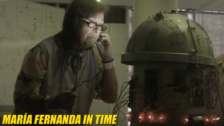 Watch Audience Feedback: MARIA FERNANDA IN TIME, 9min, Spain, Sci-Fi/Comedy