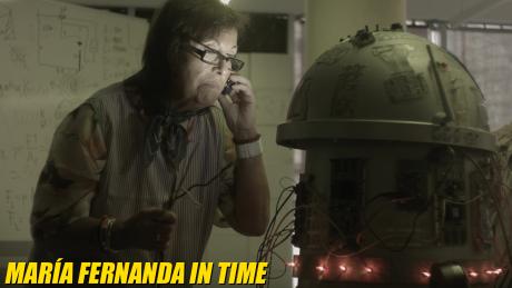 Watch Audience Feedback: MARIA FERNANDA IN TIME, 9min, Spain,Sci-Fi/Comedy