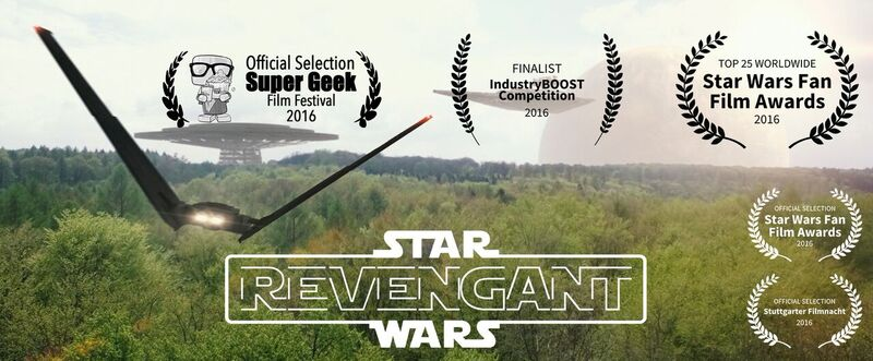Watch Audience Feedback: REVENGANT, 7min. Germany, Fan Fiction/Sci-Fi
